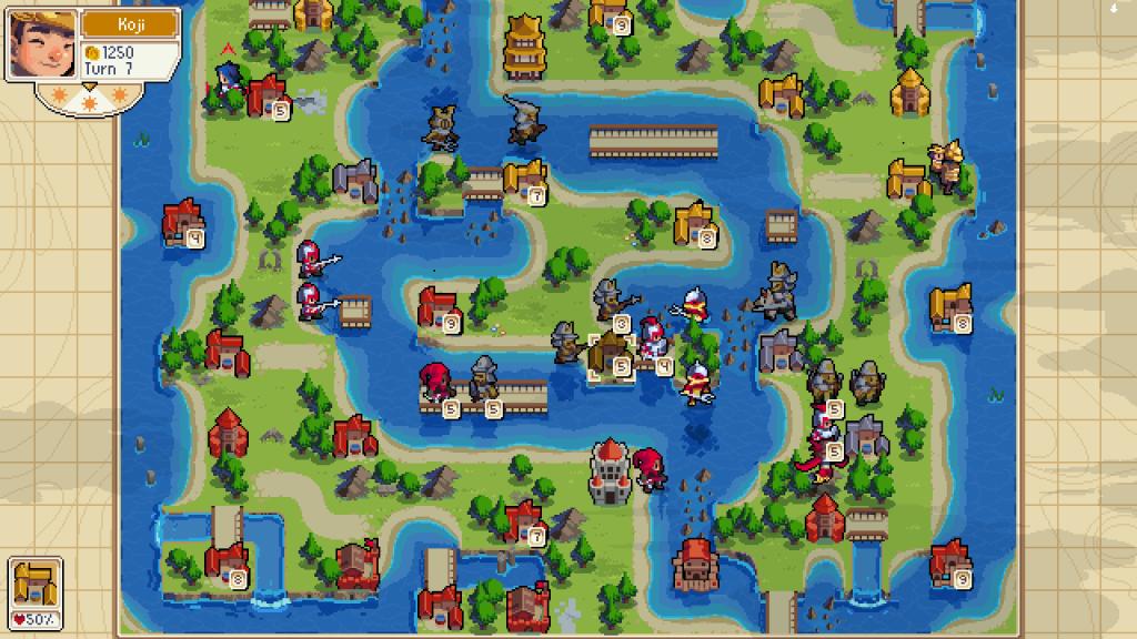 Community Maps Spotlight #7   Wargroove