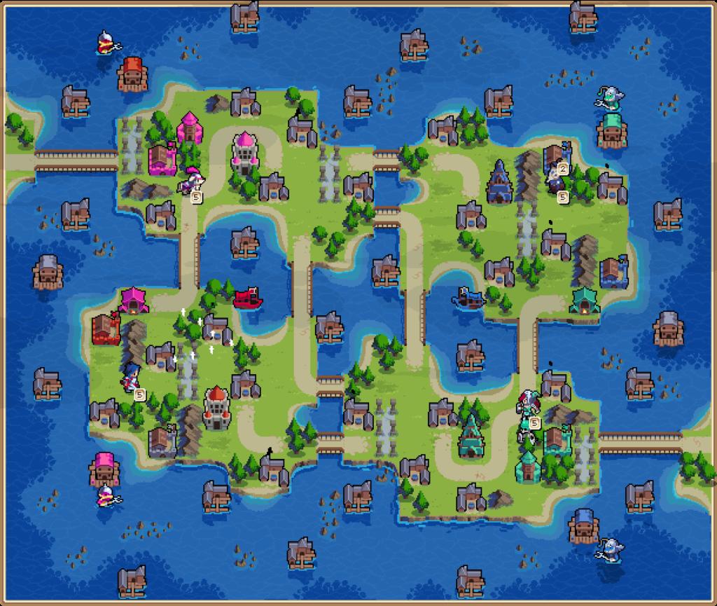 Kingsview Archipelago