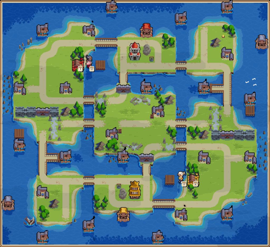 Archipelago - v1.1 by G.Power9